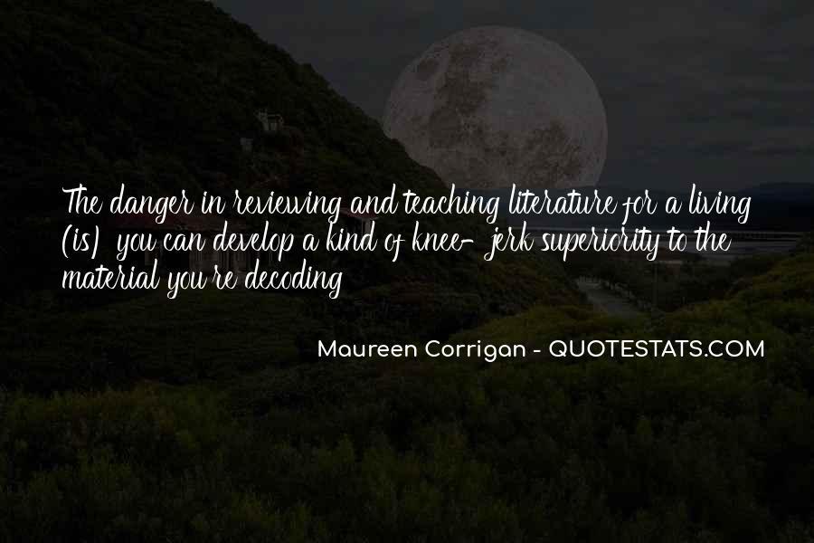 Maureen Corrigan Quotes #505264