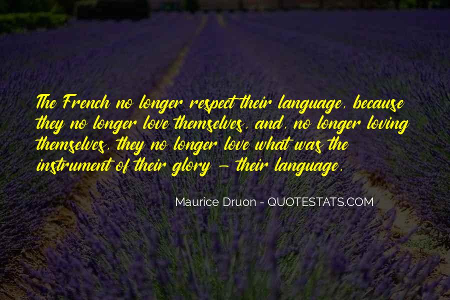 Maurice Druon Quotes #1843610