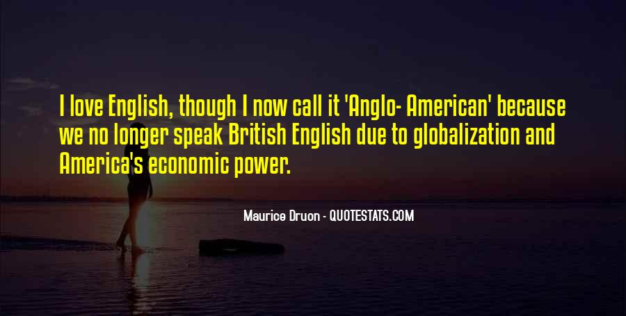Maurice Druon Quotes #636514