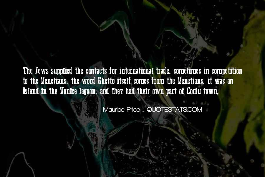 Maurice Price Quotes #837896