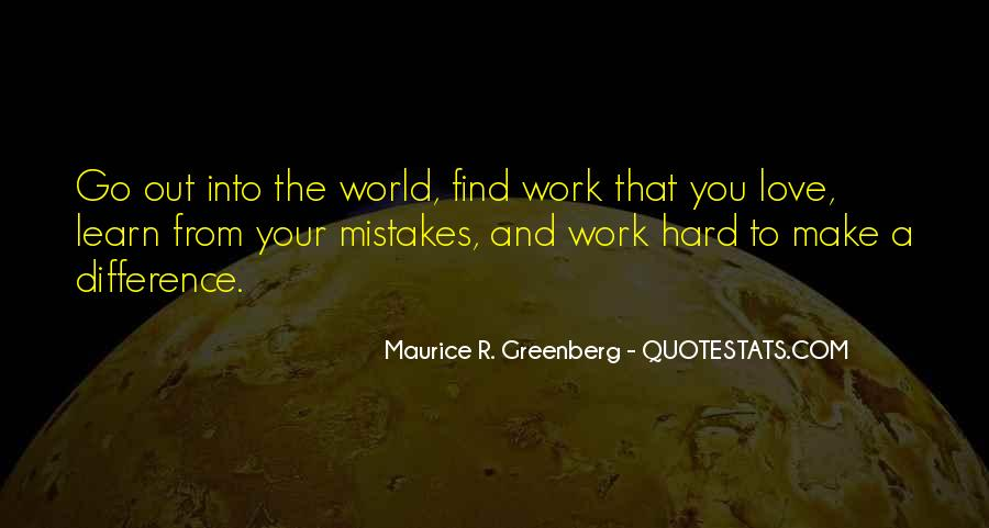 Maurice R. Greenberg Quotes #461984