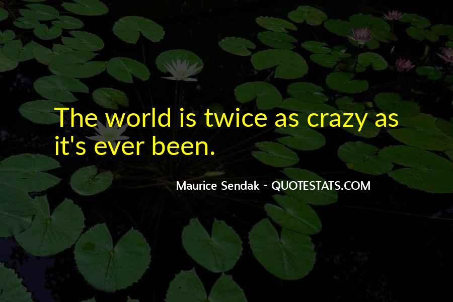 Maurice Sendak Quotes #1062295