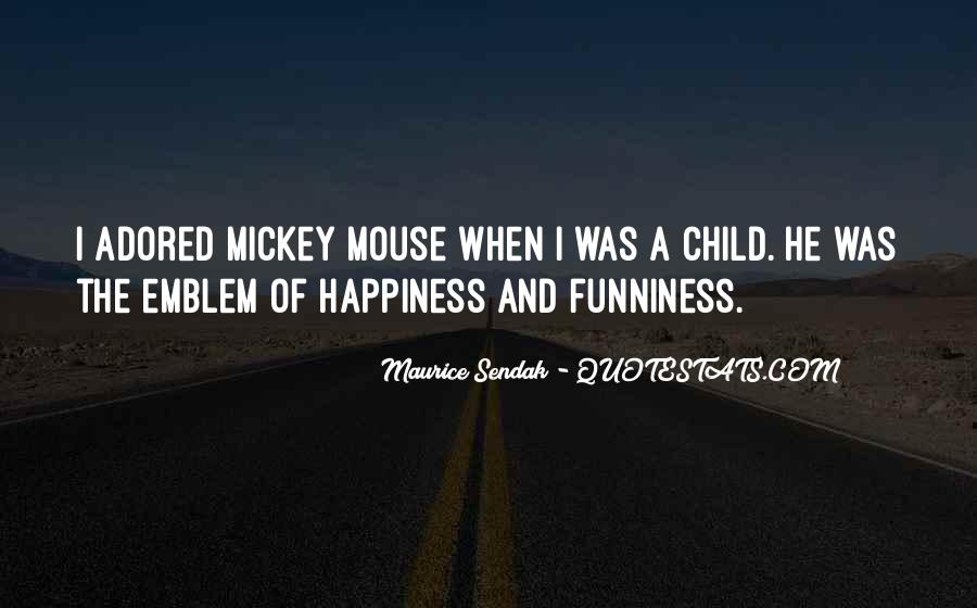 Maurice Sendak Quotes #1087038