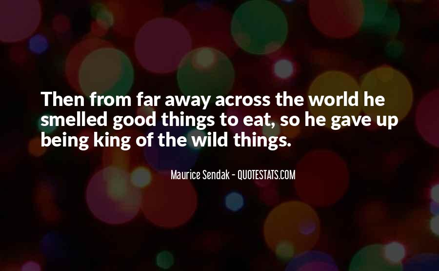Maurice Sendak Quotes #1254864