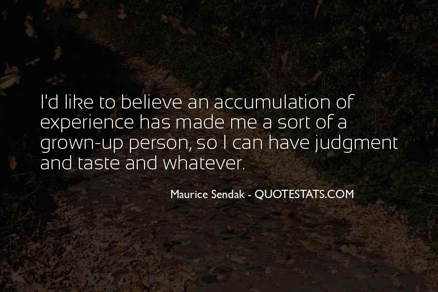 Maurice Sendak Quotes #1374918