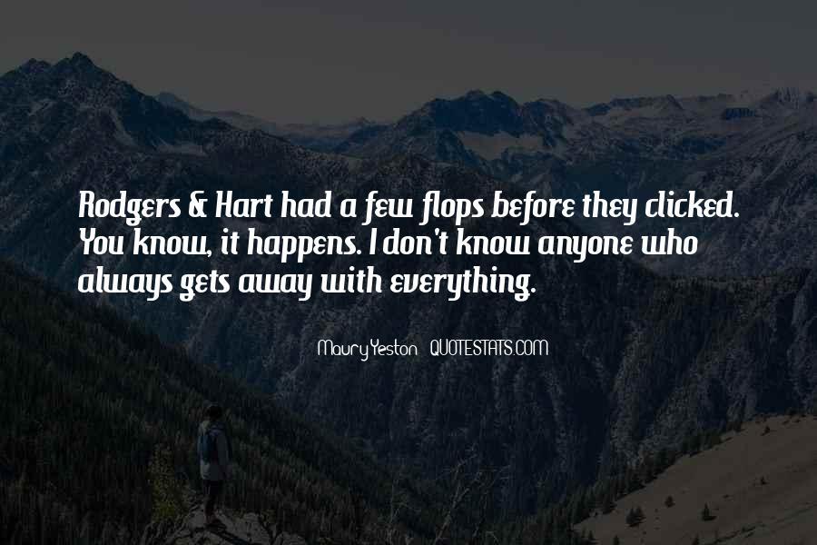 Maury Yeston Quotes #682844