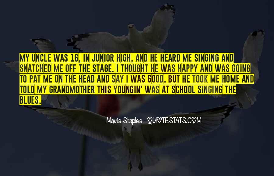 Mavis Staples Quotes #1099338