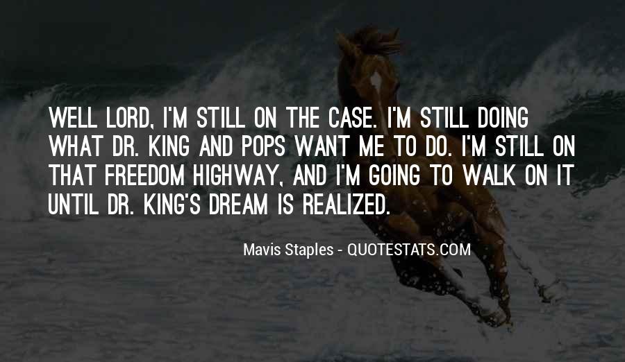 Mavis Staples Quotes #1125751