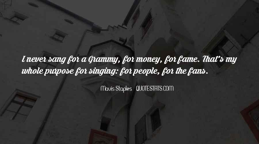 Mavis Staples Quotes #128445