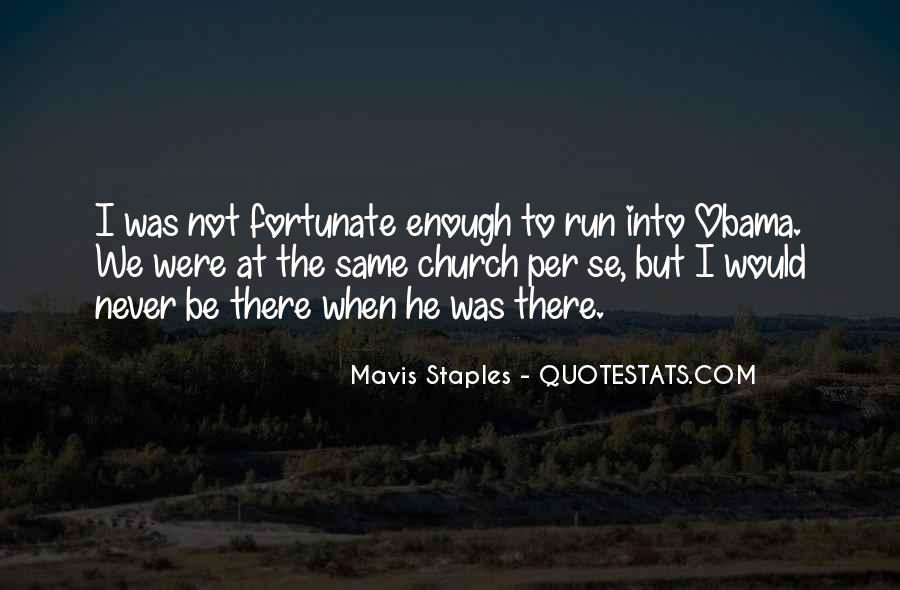 Mavis Staples Quotes #1307089