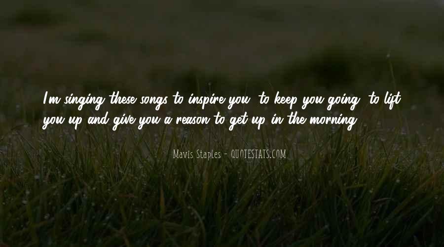 Mavis Staples Quotes #1646589