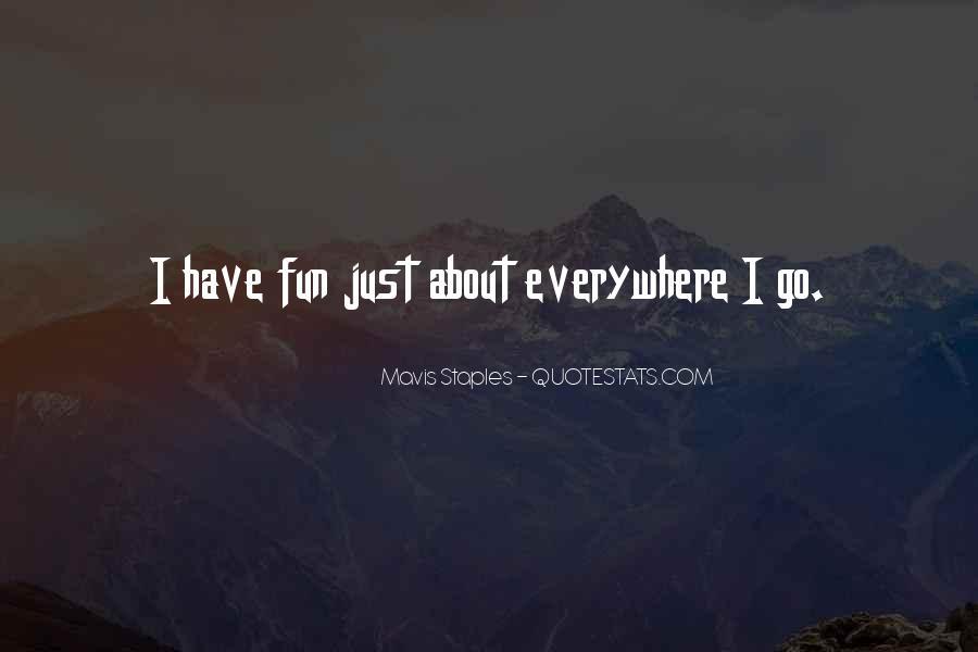 Mavis Staples Quotes #202151