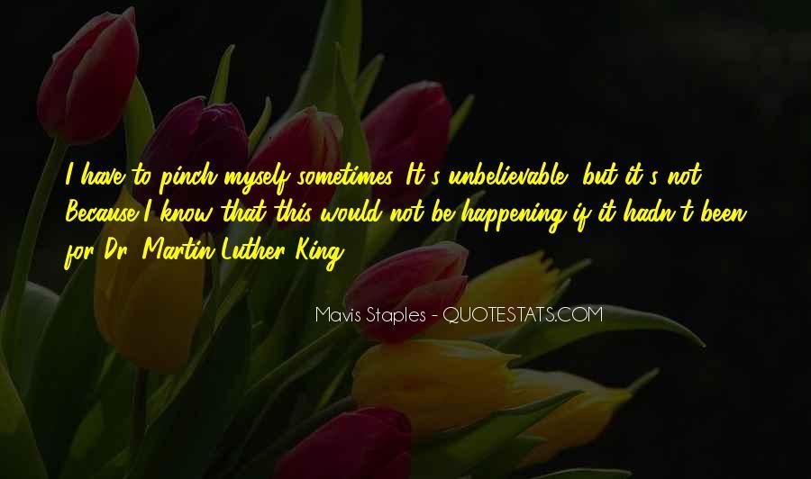 Mavis Staples Quotes #230600