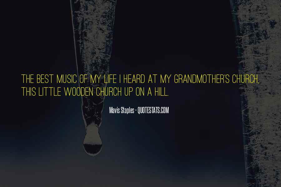 Mavis Staples Quotes #565884