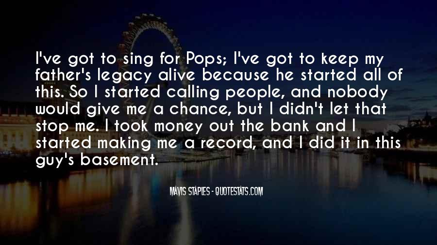 Mavis Staples Quotes #606621