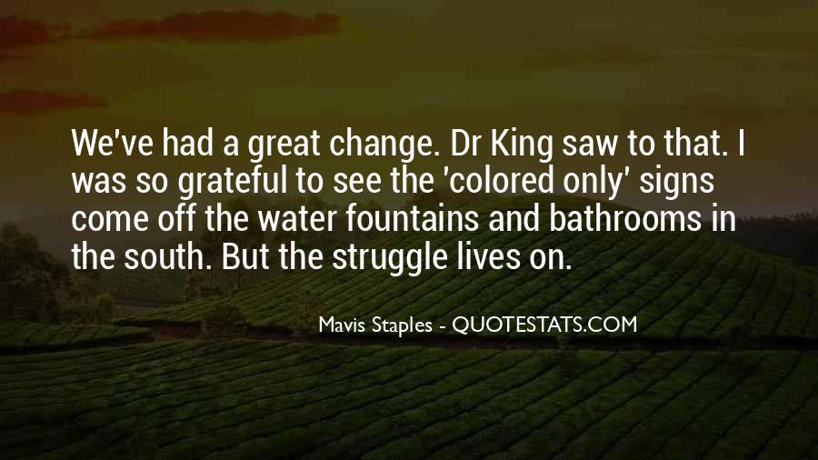 Mavis Staples Quotes #988977