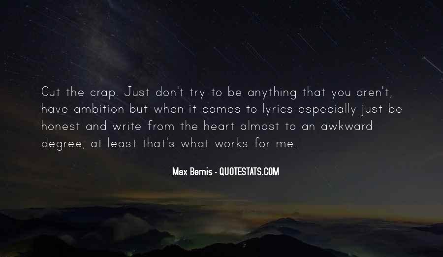 Max Bemis Quotes #1151762