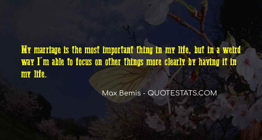 Max Bemis Quotes #396173