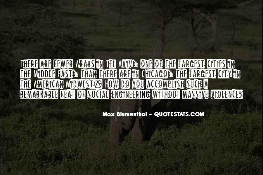 Max Blumenthal Quotes #1686960