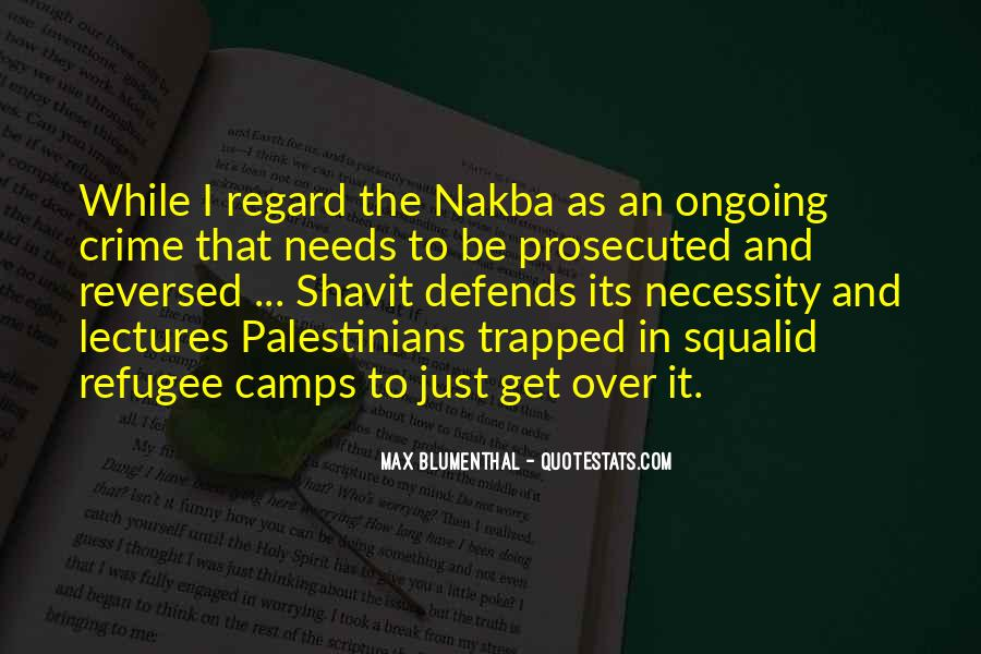 Max Blumenthal Quotes #86731