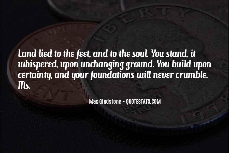 Max Gladstone Quotes #1445644
