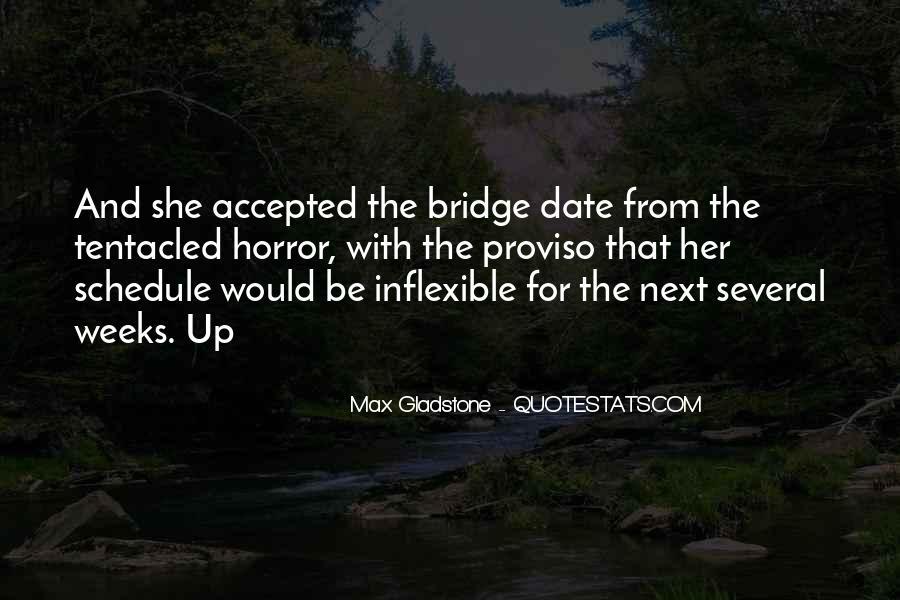 Max Gladstone Quotes #507646