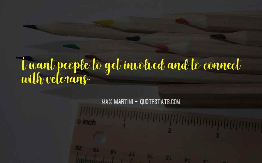 Max Martini Quotes #1359955