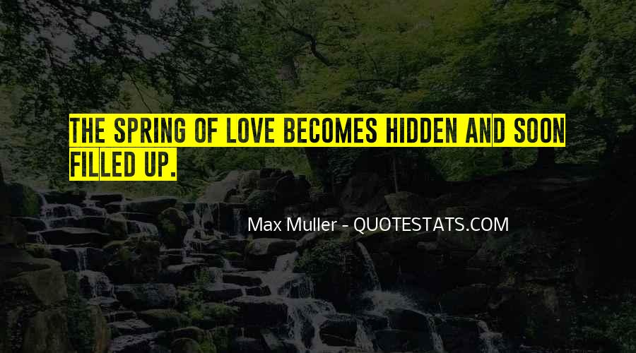 Max Muller Quotes #1112739