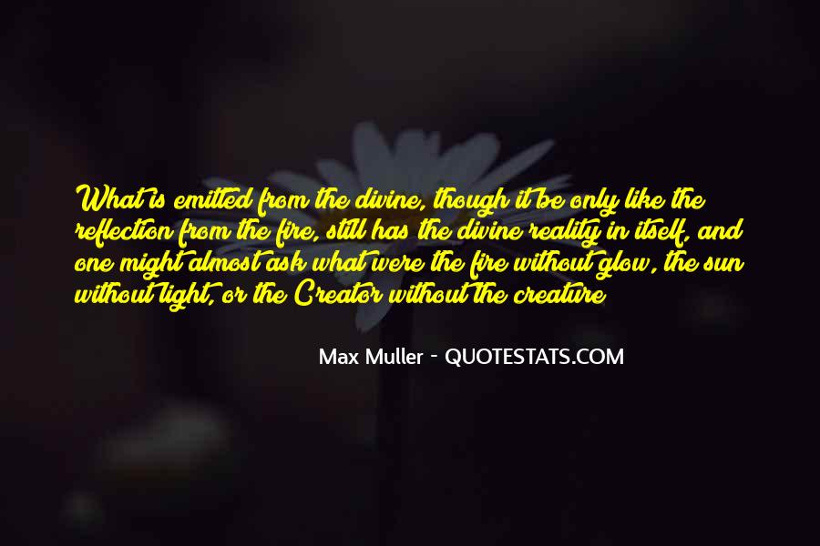Max Muller Quotes #1430887