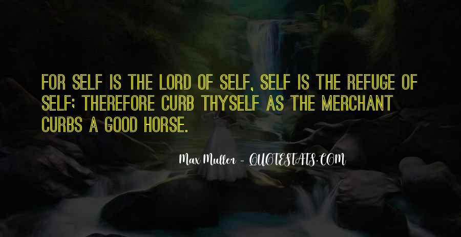 Max Muller Quotes #211955