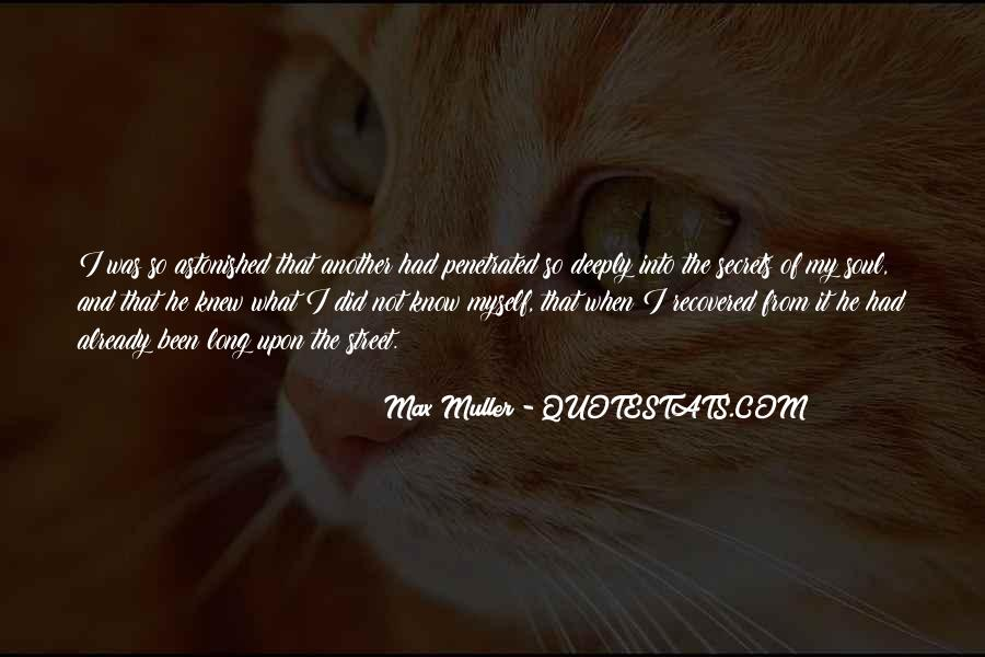 Max Muller Quotes #27466