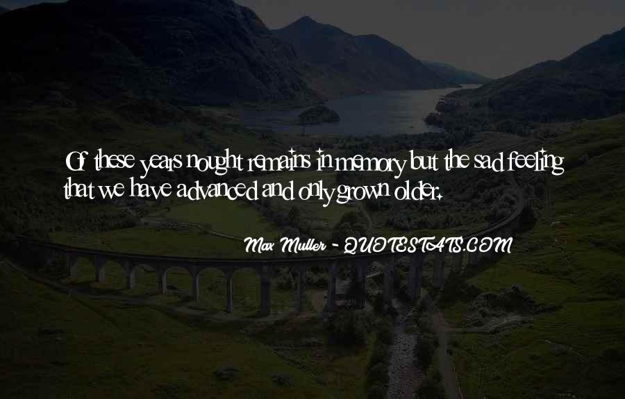 Max Muller Quotes #35850