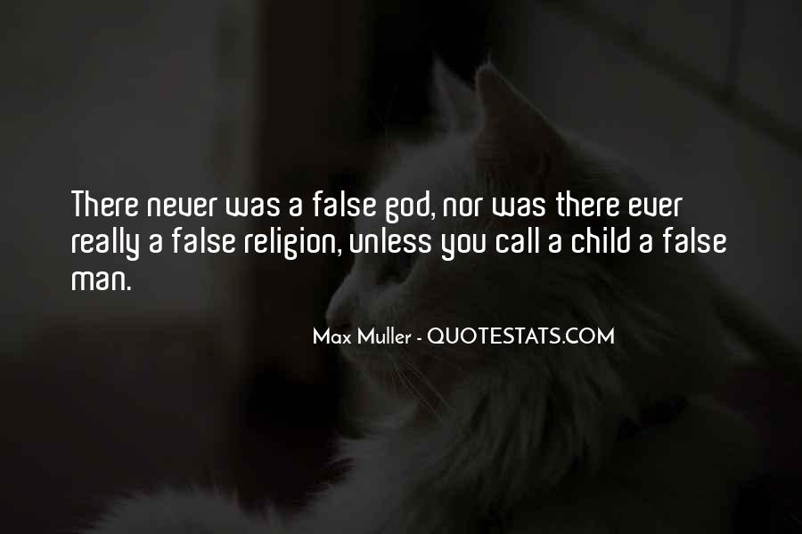 Max Muller Quotes #70332