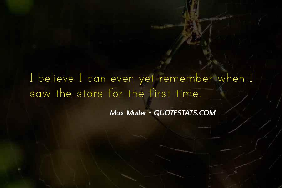 Max Muller Quotes #731637