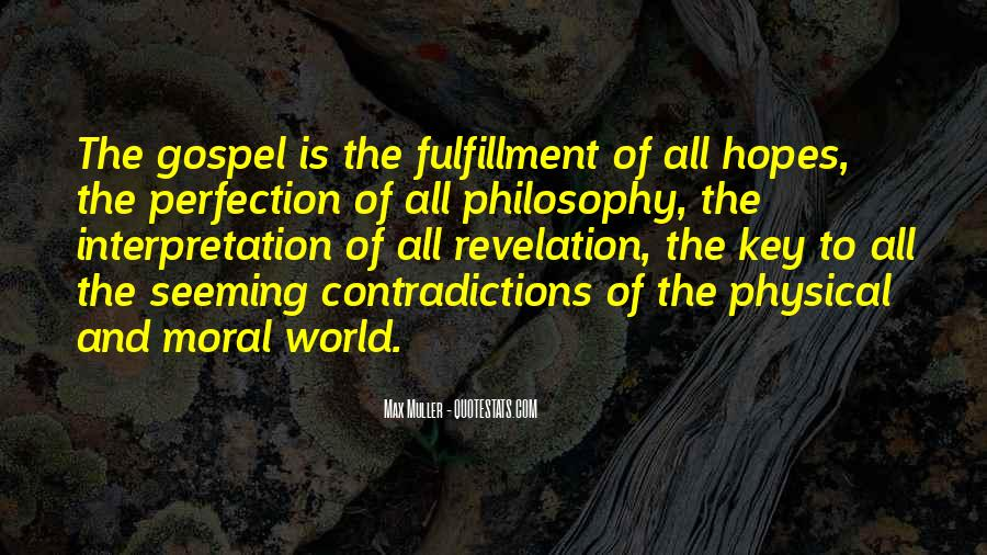 Max Muller Quotes #970017