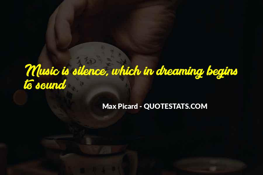 Max Picard Quotes #399735