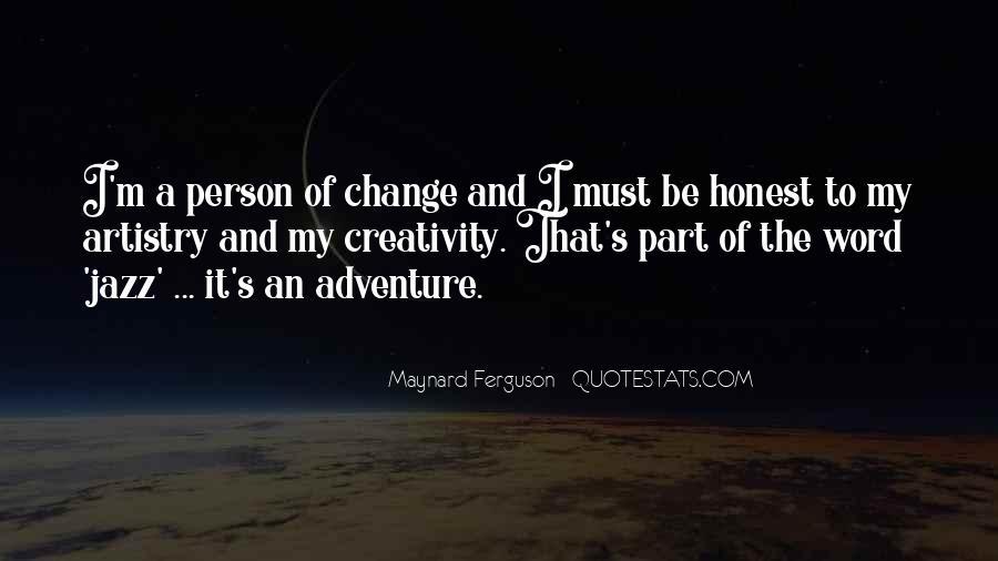 Maynard Ferguson Quotes #873307