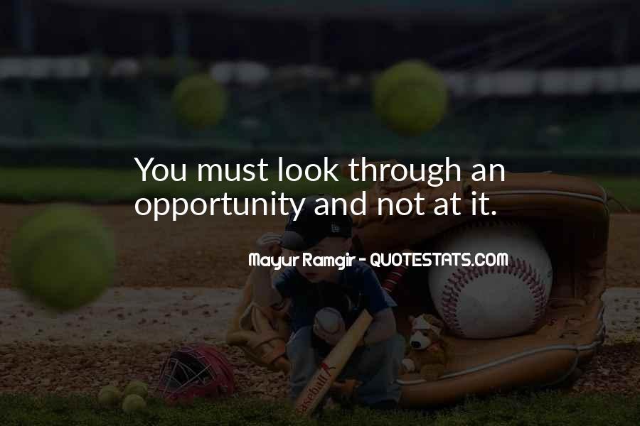 Mayur Ramgir Quotes #1821714