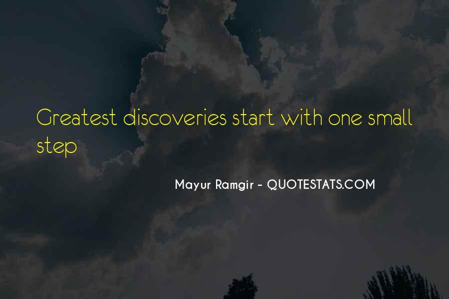Mayur Ramgir Quotes #316847