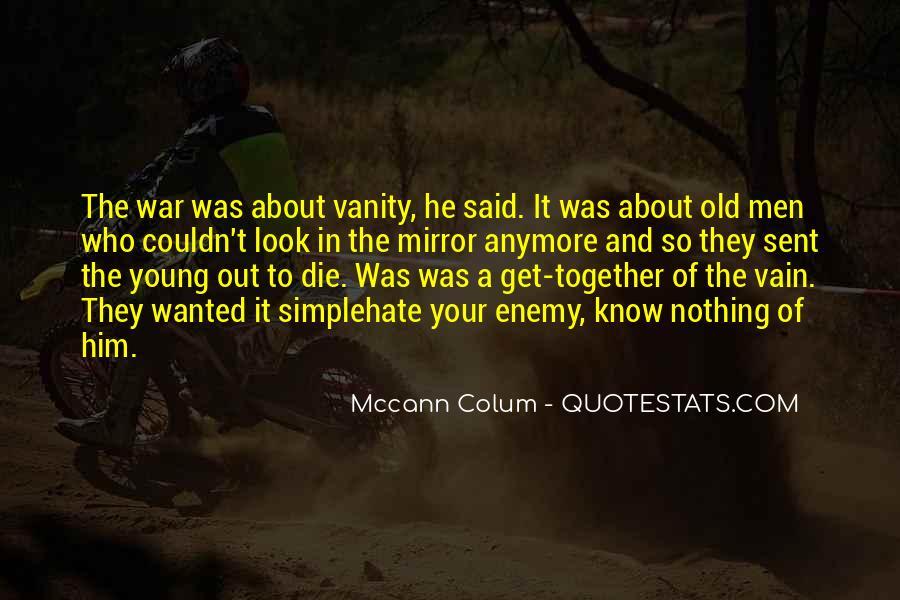 Mccann Colum Quotes #823832