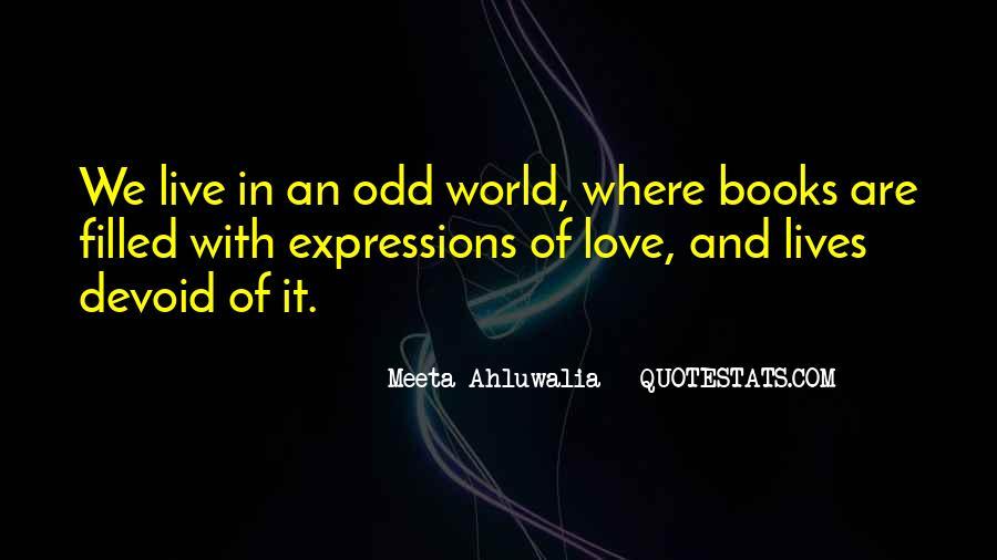 Meeta Ahluwalia Quotes #1427409
