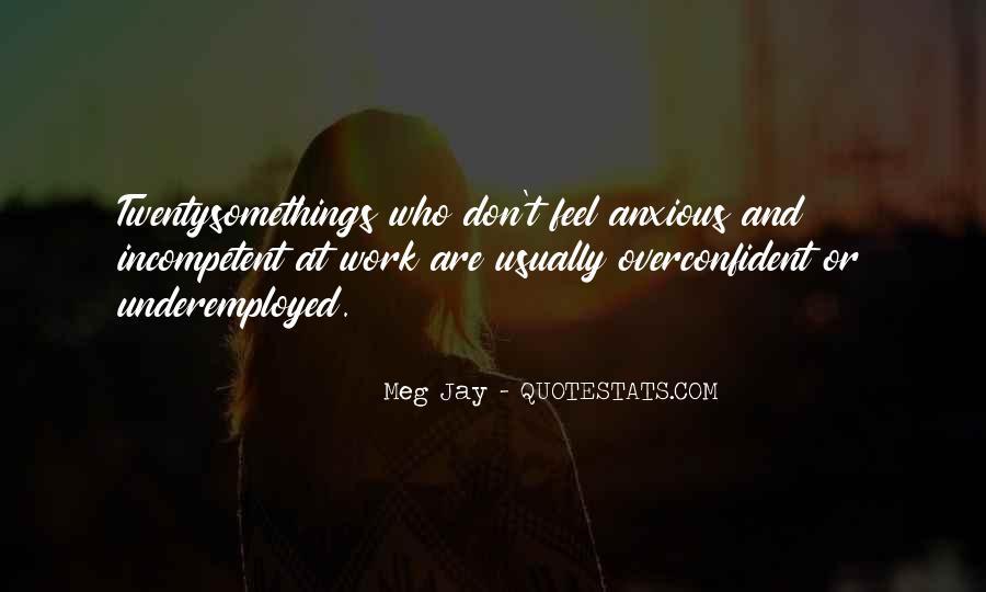 Meg Jay Quotes #1084999