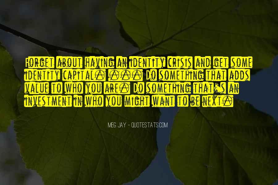 Meg Jay Quotes #1137708