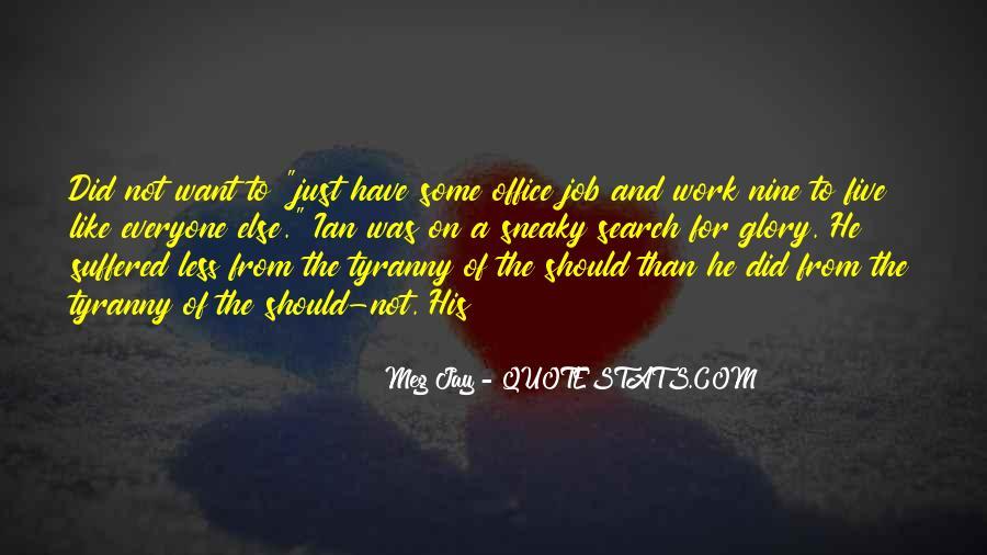 Meg Jay Quotes #1526768