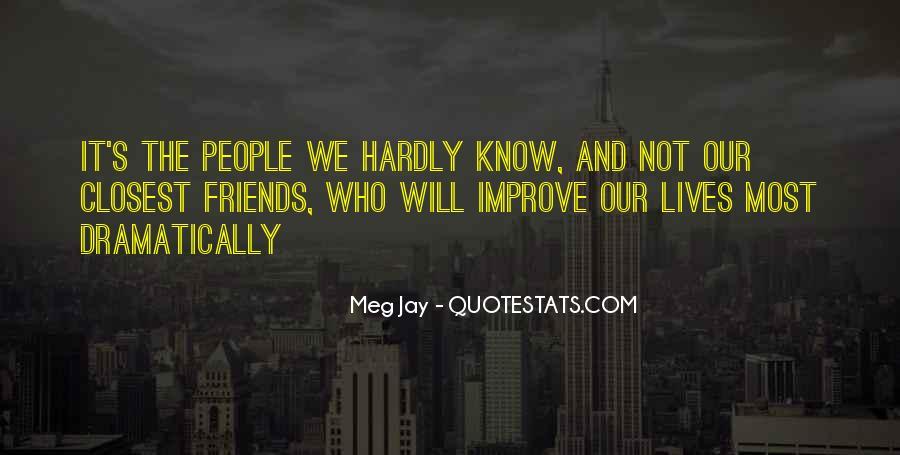 Meg Jay Quotes #240666