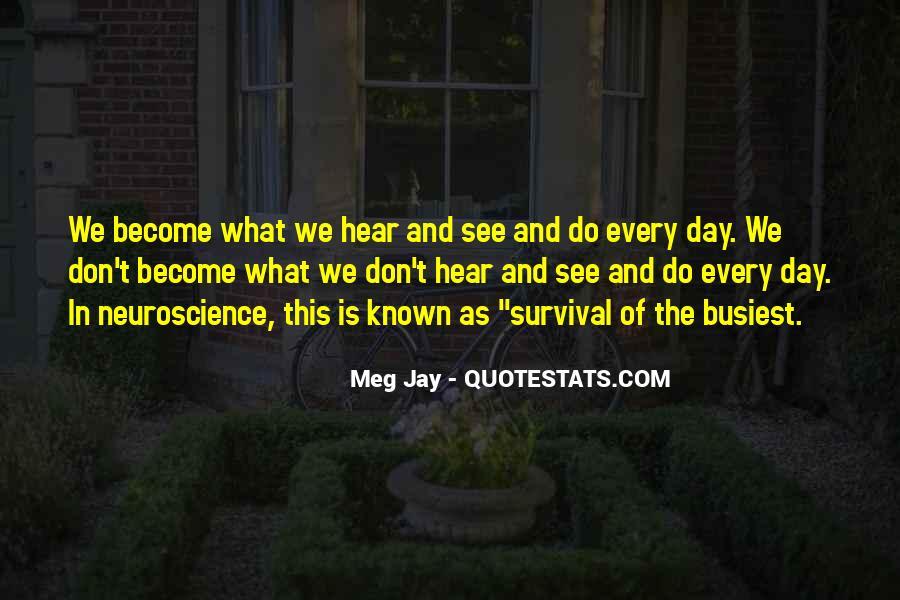 Meg Jay Quotes #329836