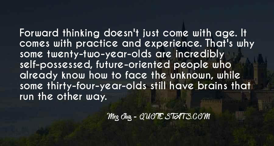 Meg Jay Quotes #425355