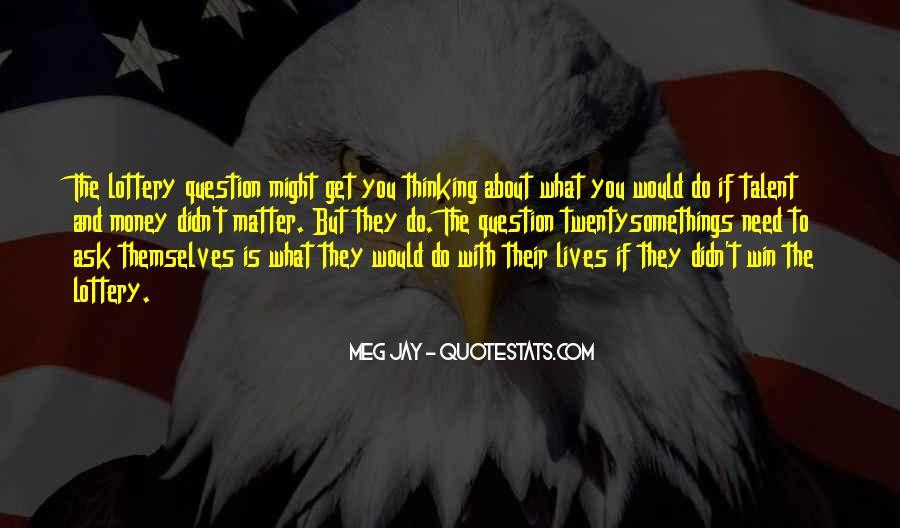 Meg Jay Quotes #539640