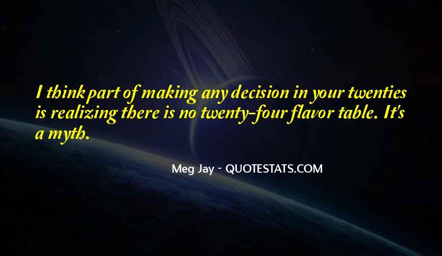 Meg Jay Quotes #654010