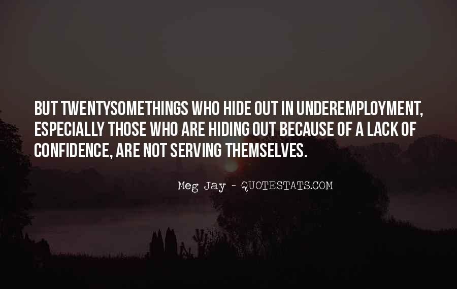 Meg Jay Quotes #772463